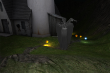 Weeping Angels VR: Pořídit screenshot