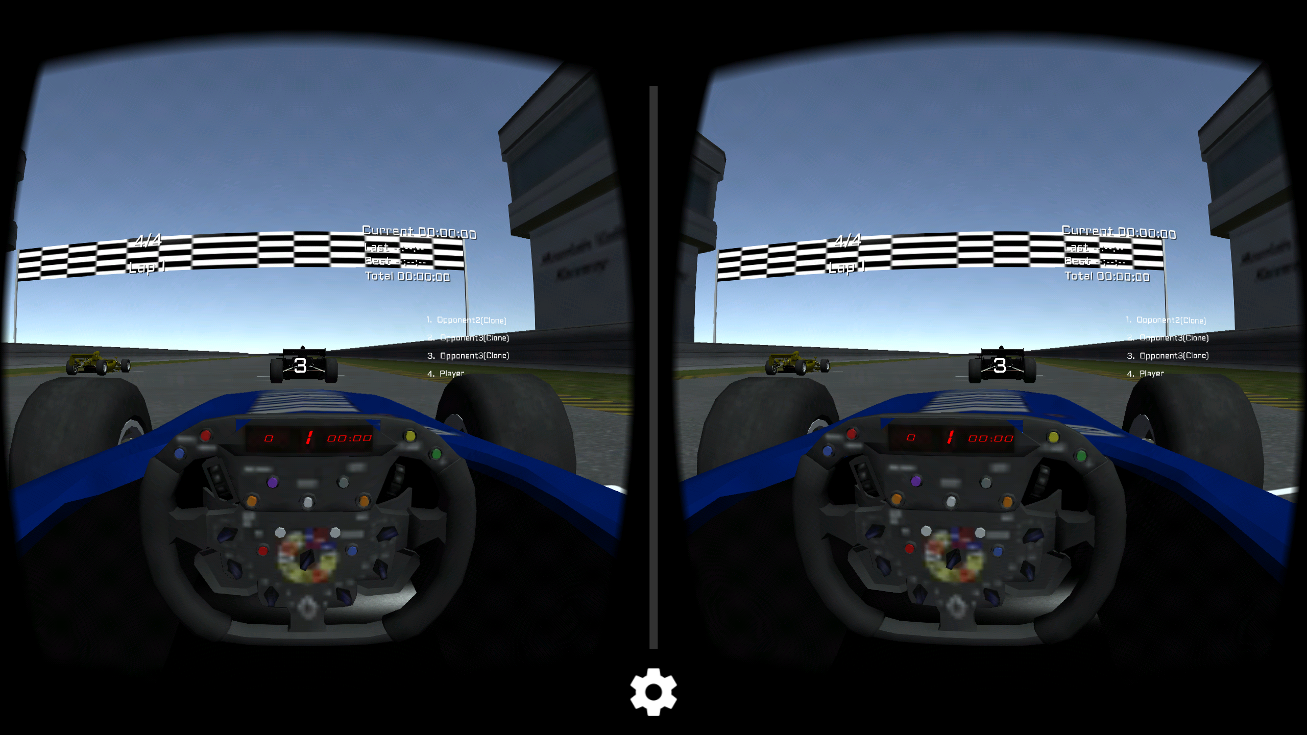 screenshot 1 F1 VR Demo content image